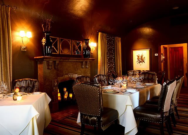All Our Guests Are Invited Into Wine Cellar To Begin The Evening You Handed S Menu And A Flute Of Hobbit Champagne