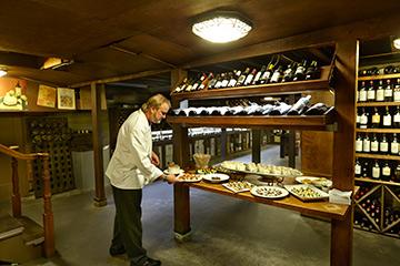 Hobbit Restaurant Elegant Fine Dining in Orange California